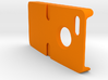 """""""The Prompt"""" for iPhone 4/4s Case/Windshield/Dash  3d printed Orange Wonder"""
