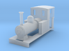 """OO9 Groudle Glen Railway """"Polar Bear"""" 3d printed"""