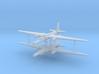 1/700 U-2S Reconnaissance Aircraft Variants (x2) 3d printed