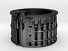 AK-47 75 rnd. Drum, Thick version, Ring Size 14 3d printed