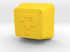 Question Block Cherry MX Keycap 3d printed Custom Mario question block Keycap for Cherry MX switches