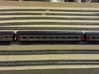 Short Rapido Replacments X 240 - N Gauge 1:160 3d printed Graham Fairish HST Coaches With New Couplings