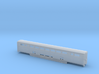 n scale Amtrak Surfliner Coach (trailer) 3d printed