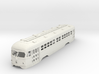 O Scale 1:48 Double-End PCC MUNI BODY  3d printed