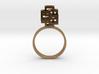 Quadro Ring - US 6 3d printed