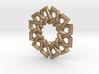 Hexad Pendant 3d printed
