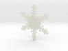 Snowflake Ornament 2 3d printed