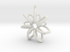 RingStar 7 Points - 4cm, Loopet 3d printed