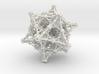 Kaleidoscopic Fractal Virus Lamp 3d printed
