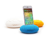 Sound Pebble(Amplifier for iPhone 5) 3d printed