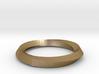 Mobius Wedding Ring-Size 4 3d printed