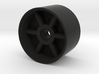 REON 1:1 MSE-6 Droid Front Wheel 3d printed
