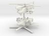 1/285 Ka-50 Hokum (x2) 3d printed
