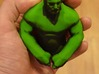Grappler - Green 3d printed
