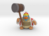 King dedede from the kirby series 3d printed