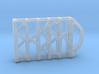 Tritium Lantern 6 (All Materials) 3d printed