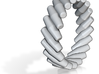 Mecanum Wheel Ring Size 7 3d printed