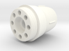 Hovi Mic Tip 4 Speaker 3d printed