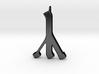 Rune Pendant - Kalc (k) 3d printed