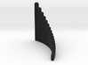 "Right handed 19-tube ""Alto"" Panpipe 3d printed"