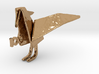 Origami Raven 3d printed