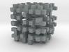 cube_10 3d printed