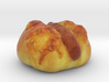 The Sausage Bread 3d printed