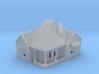 1:87 HO Australian Federation House Design 01 3d printed