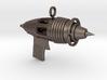 Ray Gun Pendant 3d printed