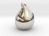 Drop vase 3d printed