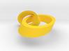 2 Loops Pendant 3d printed