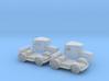 Kaelble Z6G Doppelkabine 2x Bausatz 1:160 3d printed
