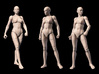 FB01-Body-01s  6inch 3d printed Figure comes unpainted