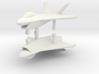 1/285 Boeing X-32 JSF (x2) 3d printed