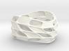 Panel Twist Bracelet (Sz SM) Thicker S 3d printed