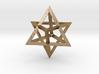 Double Tetrahedron, Merkabah 3d printed