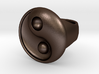 Yin Yang - 6.1 - Ring For Man - 16.5 Mm 3d printed