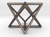 Star Tetrahedron Pendant 3d printed