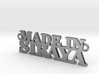 Made in STRAYA Pendant 3d printed