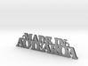Made in AOTEAROA Pendant 3d printed