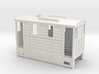 009 cheap and easy wood tram loco  3d printed