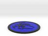 Dimir Coaster 3d printed