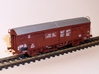 2351 1/148 German train-ferry van E277 3d printed Painted model with all additional parts