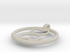 Kalyke pendant 3d printed