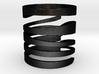 Stripes size7 Ring Size 7 3d printed