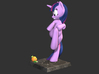 My Little Pony - Eeek! Twilight 14cm 3d printed