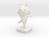 The Pink Cat, Le Chat Rose, N°3 3d printed