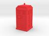 1/87 Scale MacKenzie Trench Call Box 3d printed