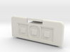 DOD Effects Pedal Battery Cover 3d printed