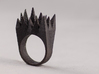Spikes Ring Size 8 3d printed
